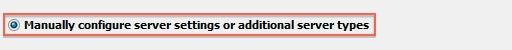 Outlook 2010 Configure